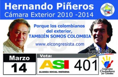 Hernando Pineros ASI 401