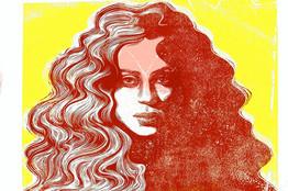 Shakira's Colombian war - Zina Saunders