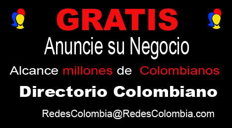 Directorio Colombiano de Empresas - RedesColombia.com