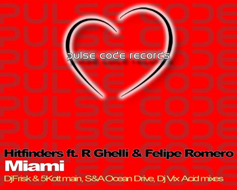 Hitfinders Ft. R Ghelli & Felipe Romero - Miami