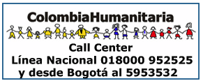 Call Center - Colombia Humanitaria Linea Nacional 018000 952525 - Bogota 5953532