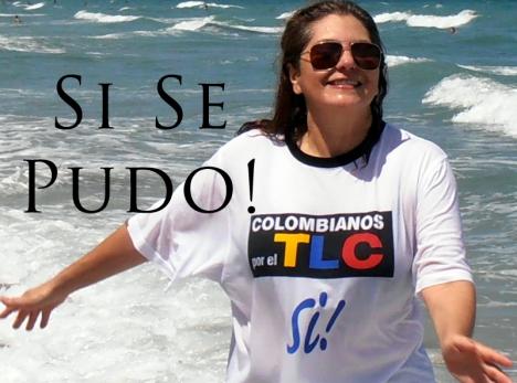 Colombianos por el TLC, Si se Pudo! Aprovado el TLC en el Congreso Americano