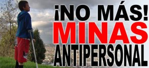 Colombia Against Mines - Colombia No Mas Minas Antipersonal