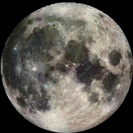 Super Moon Saturday May 5 2012