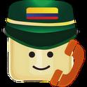 Permite llamar de manera oportuna al policía más cercano según su ubicación geográfica en el territorio Colombiano con sólo un toque, teniendo acceso a los números celulares designados por la Policía Nacional de Colombia para garantizar la seguridad en las principales ciudades del país. ¿Como funciona Cuadrantes Corp? ¡Es muy sencillo!  Descargue la aplicación Acceda a Cuadrantes cuando necesite marcar al teléfono de policía más cercano a su ubicación actual La aplicación determina su ubicación y número de celular policial que usted debe marcar. La llamada se efectúa automáticamente de modo que usted no tiene que escribir el número en ningún lugar. ¡¡Y listo!! Cuadrantes hace parte del Plan de Seguridad Ciudadana de la Policía Nacional de Colombia y busca que el ciudadano establezca comunicación directa con la patrulla asignada según su ubicación geográfica. La estrategia de Cuadrantes de Seguridad delimitó las principales ciudades del territorio nacional por áreas específicas denominadas CUADRANTES, cada área tiene asignada al menos una patrulla con mínimo con 2 hombres y un teléfono celular disponible para que el ciudadano llame según el cuadrante en el cual se encuentre ubicado en caso de emergencia o alguna novedad.La Policía Nacional ha asignado a cada cuadrante un equipo policial y unos recursos técnicos para garantizar la seguridad en los mismos. Con la aplicación Cuadrantes usted podrá conocer de manera ágil el número celular asignado al cuadrante en el cual se encuentre ubicado. A la fecha, la Policía Nacional de Colombia ha definido 1577 cuadrantes en las siguientes ciudades: - Bogotá (768 cuadrantes)- Medellín (184 cuadrantes)- Barranquilla (95 cuadrantes)- Bucaramanga (84 cuadrantes)- Cali (198 cuadrantes)- Cartagena (90 cuadrantes)- Cúcuta (77 cuadrantes)- Pereira (81 cuadrantes) Para casos en los que no es posible obtener su ubicación geográfica, la llamada será emitida a la línea Nacional de atención de emergencias 123. Para mayor información respecto