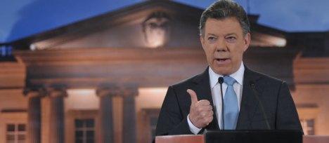 Se han desarrollado conversaciones exploratorias con las FARC': Santos