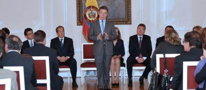 La paz requiere de todos los colombianos - Presidencia de Colombia