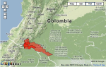 FARC threatens to shut down economy in southernColombia