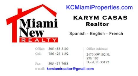 Karym Casas - Realtor Florida