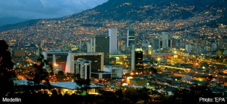 Medellin named most innovative city of 2012