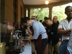 Foto 1. Colombian Coffee Happy Hour
