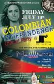 19 de Julio en Alberta Canada ~ Independencia de Colombia